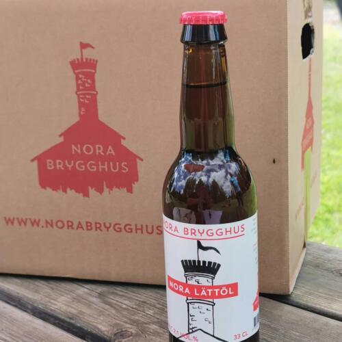 Lättöl från Nora brygghus